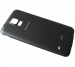 GH98-34385B - Klapka baterii Samsung SM-G901F Galaxy S5 Plus - czarna (oryginalna)