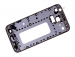 GH98-41911A - Obudowa przednia Samsung SM-J330F Galaxy J3 (2017) - czarna (oryginalna)