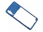 GH98-43585D - Obudowa tylna Samsung SM-A750 Galaxy A7 (2018) - niebieska (oryginalna)