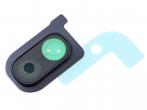 GH98-43996A - Oryginalna Obudowa szybki kamery Samsung SM-A405 Galaxy A40 - czarna