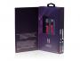 H-CLL1RR01 - Kabel lightning HEDO iPhone 5/ 5s/ 6/ 6s/ 7/ 8 certyfikat MFi - czerwony (oryginalny)