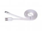 H-CLL1WW01 - Kabel lightning HEDO iPhone 5/ 5s/ 6/ 6s/ 7/ 8 certyfikat MFi - biały (oryginalny)