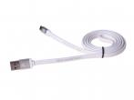 H-CLU1WW01 - Kabel micro-usb HEDO uniwersalny - biały (oryginalny)