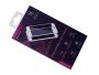 H-SP4DBB02 - Szybka PREMIUM Screen Protector HEDO 5D iphone 6 plus - czarna (oryginalna)