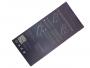 H-SPABRIPXSB - Szkło hartowane ANTI-BLUE Matowe HEDO 0.3mm iPhone X / Xs - czarne (oryginalne)