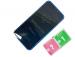 H-SPPFSA40 - original hard glass Privacy Full glue Hedo 0.3mm Samsung SM-A405 Galaxy A40 - black