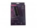 H-SPUVIPXM - Szkło hartowane UV Liquid Tempered (Nano optics) HEDO iPhone X Max (oryginalne)