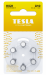 Hearing Aid batteries TESLA A10/PR70/1,45V 6pcs