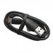 Kabel USB HTC DC M410 - czarny (oryginalny)