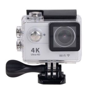 14581 - Kamera sportowa WIFI 4K Ultra HD biała