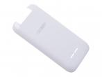 Klapka baterii Alcatel 2051 - biała (oryginalna)
