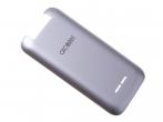 Klapka baterii Alcatel 2051 - srebrna (oryginalna)