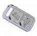 - Klapka baterii Alcatel VF860 Vodafone V860 Smart II - granatowa (oryginalna)