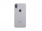 Klapka baterii iPhone X + szkiełko aparatu biala