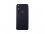 Klapka baterii iPhone XS Max + szkiełko aparatu czarna
