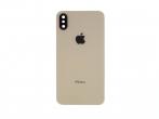 Klapka baterii iPhone XS Max + szkiełko aparatu złota