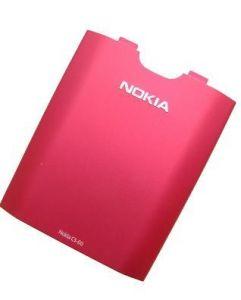 0257123 - Klapka baterii Nokia C3-00 - różowa (oryginalna)