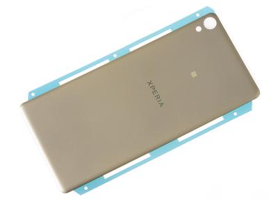 U50043281, 78PA3000040 - Klapka baterii Sony F3111, F3113, F3115 Xperia XA/ F3112, F3116 Xperia XA Dual - limonkowo złota (oryginalna)
