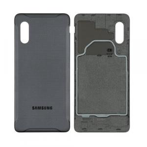 Klapka baterii + szkiełko kamery Samsung Galaxy Xcover Pro czarna