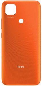 Klapka baterii Xiaomi Redmi 9c NFC pomarańczowa