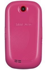 5031 - Klapka tylna Samsung S3650 CORBY różowa ORYGINAŁ