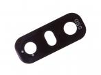 MKC66179702 - Szybka kamery LG H870 G6 - czarna (oryginalna)