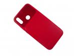 Nakładka Luxury Huawei P20 Lite czerwona