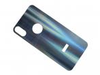 Naklejka ochoronna na klapkę baterii  ( color) for Iphone X