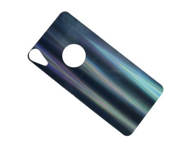 - Naklejka ochoronna na klapkę baterii  ( color) for Iphone XR