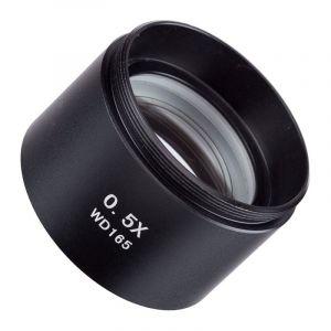Obiektyw do mikroskopu WD165 0.5X