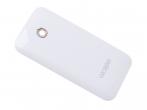 Obudowa przednia Alcatel 2051 - biała (oryginalna)