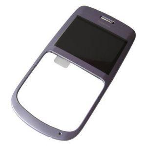 0258440 - Obudowa przednia Nokia C3-00 - acacia (oryginalna)