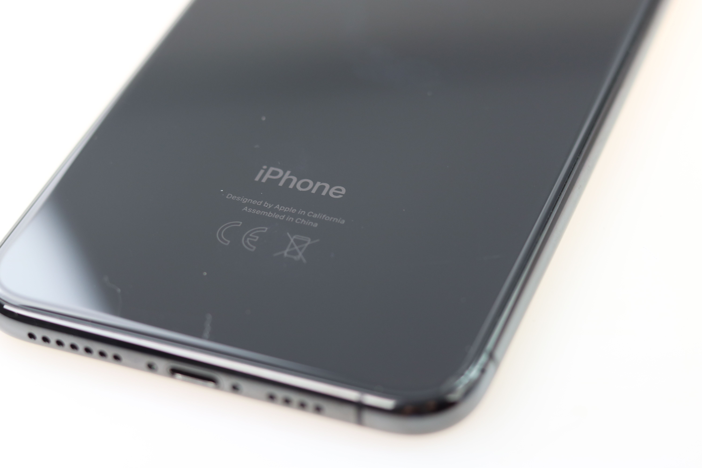 Original front Camera Iphone Xs max Disassembly