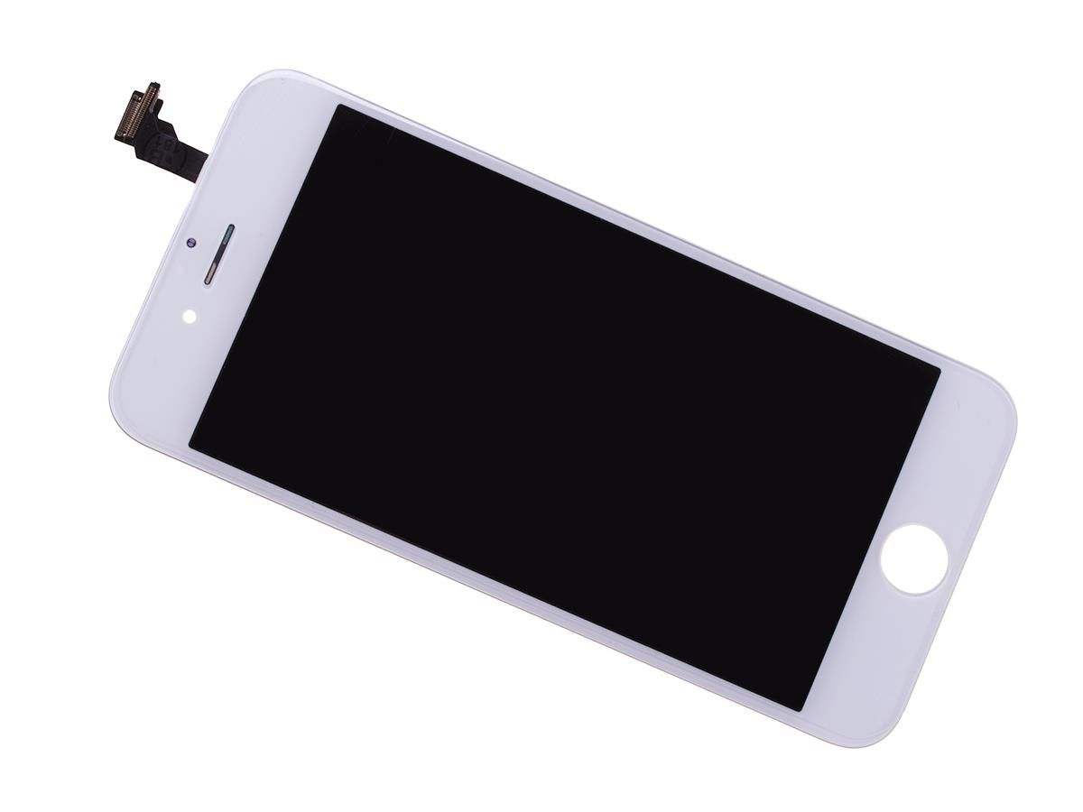 Original LCD + touch screen iPhone 6 white disassembly