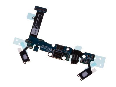 - Oryginalny flex + gniazdo ładowania Samsung A510 Galaxy A5 2016