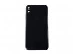 Oryginalny Korpus + Taśmy + klapka  Iphone Xs Max Czarny Demontaż