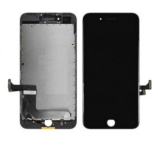 Oryginalny Wyświetlacz LCD + ekran dotykowy iPhone 7 czarny ( demontaż )