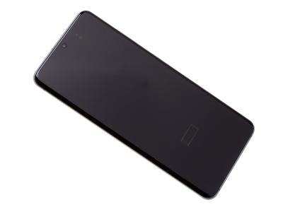 GH82-22123A, GH82-22131A - ORYGINALNY Wyświetlacz LCD + ekran dotykowy Samsung SM-G981 Galaxy S20 5G/ SM-G980 Galaxy S20 - szary