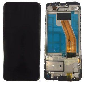 GH81-18736A - Oryginalny wyświetlacz LCD + ekran dotykowy Samsung SM-M115 Galaxy M11 czarny
