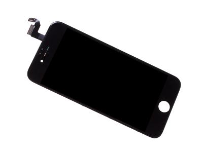 - Oryginalny Wyświetlacz LCD + ekran dotykowy iPhone 6s czarny demontaż