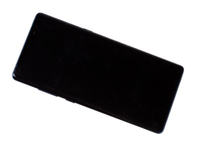 - Oryginalny wyświetlacz LCD + ekran dotykowy Samsung N950 Note 8 niebieski GH97-21065B