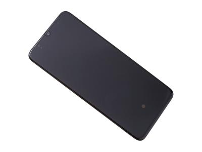 GH82-19747A - ORYGINALNY Wyświetlacz LCD + ekran dotykowy Samsung SM-A705 Galaxy A70 - czarny (oryginalny)