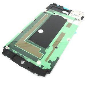 11344 - Ramka Samsung G900 Galaxy S5 biały HOME BUTTON