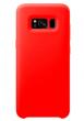 Silicone Case Samsung S8 G950 red