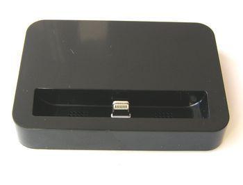 - Stacja dokująca iPhone 5 - czarna