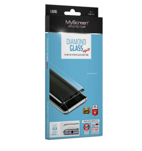Szkło hartowane MyScreen DIAMOND GLASS Edge Full Glue iPhone 13 mini ( 5,4