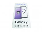 Szkło hartowane 5D Full Glue iPhone XR białe