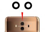 Szkiełko kamery Huawei Mate 10