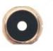 Szkiełko Kamery Lg K10 2017 M250 złote + ramka