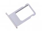 Szufladka karty SIM iPhone 6s - srebrna